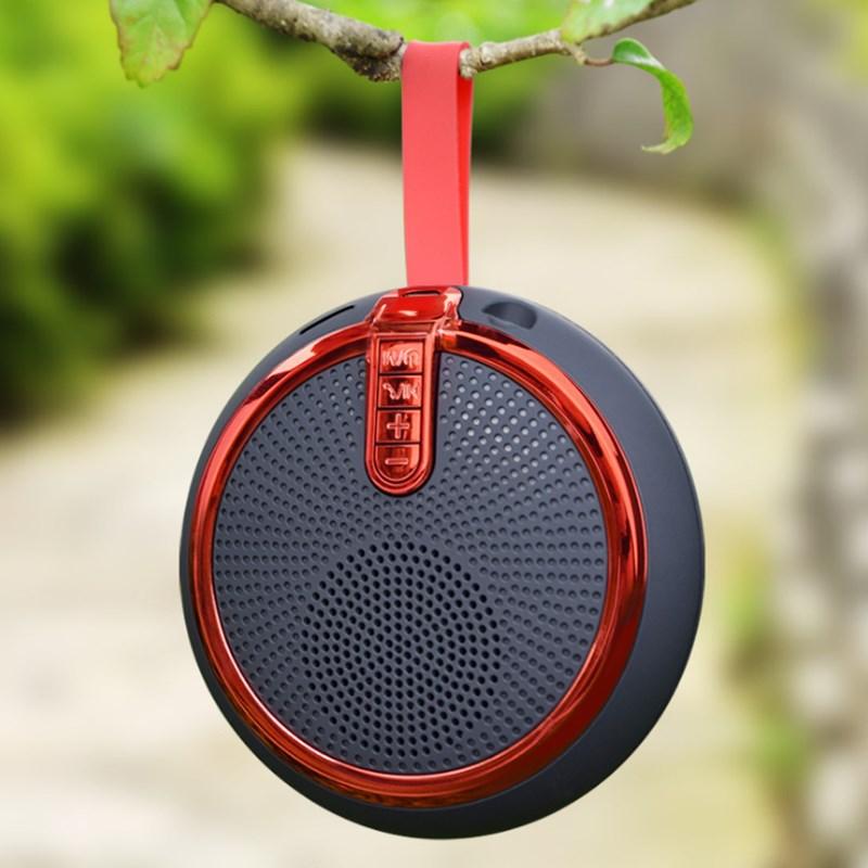 Bluetooth Speaker Bluetooth Speakers Bass Portable Card Wireless Portable Intelligent Speaker voilet normal 7
