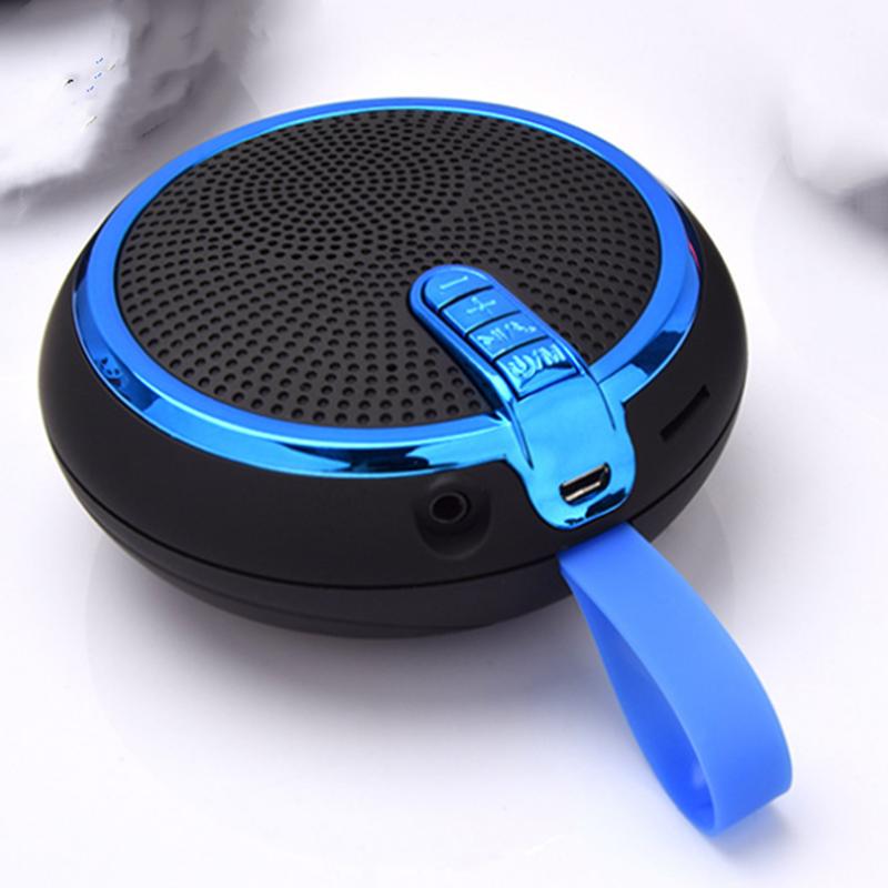 Bluetooth Speaker Bluetooth Speakers Bass Portable Card Wireless Portable Intelligent Speaker voilet normal 8