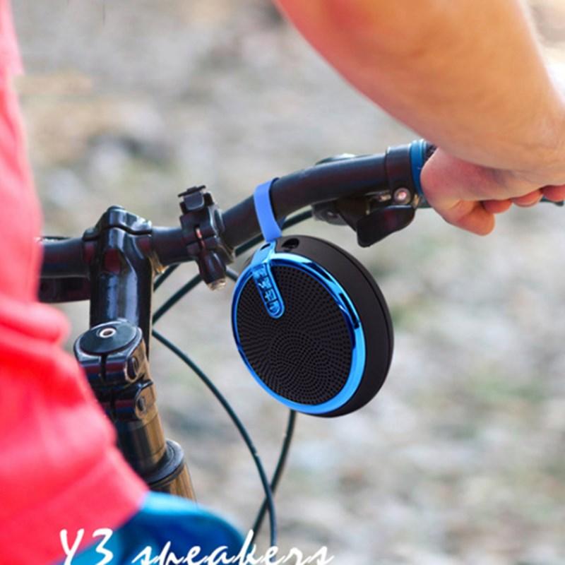 Bluetooth Speaker Bluetooth Speakers Bass Portable Card Wireless Portable Intelligent Speaker voilet normal 12