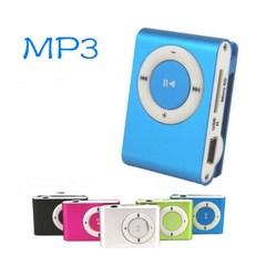 MP3 Players Metal Clip MP3 Plug-in Player Mini Sports Clip MP3 Player Plug-in TF Card MP3 Play pink