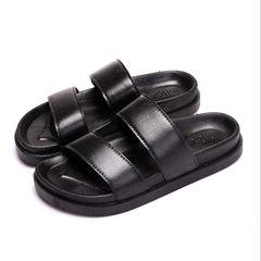 Shoes Shoe s Shoe Men Shoes Mens Sandals Men And Slippers Men Wear-resistant Sandals For Men black 39