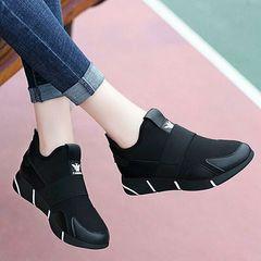 Women Shoes Ladies Shoes Sneakers Ladies Shoes Rubber Shoes School Shoes Official Shoes black 40