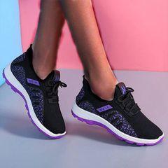 Women Shoes Sneakers Ladies Shoes School Shoes For Women Rubber Shoes Ladies Shoe Lady Sports Shoes violet 38