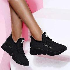 Shoes Women Shoes Ladies Shoes Athletic Shoe s Women's Breathable Antiskid Sneakers Women Sneakers black 39