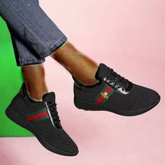 Shoes LadIes Shoes Women Shoes Sports Shoes Rubber Shoes For Women Shoe Sneakers Women Sneaker black 39