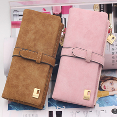 Handbag For Women Portable Wallet Purse Simple Style Coffee one size