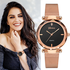 GENEVA Fashion Women Watches  Classic Luxury Quartz Wrist Watches A one size a one size