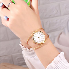 Bracelet Fashion Women Watches Luxury Quartz Wrist Classic Watches rose gold dial diameter:32mm
