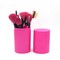 12pcs Fashion Makeup Brush Set tools Make-up Eye shadow brush foundation brush Rosy