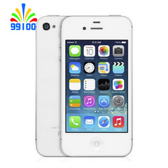 Iphone 4S smart phone new Apple iPhone 4S 16GB 3G WIFI GPS 8MP 1080P 3.5