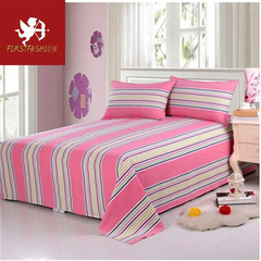 Hot Sale Bed Sheet Student Bed Sheet Family Sheets Bed Sheets 1Pcs Bedding Set (1 Bed sheet) 1 1.5*2.2m