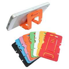 Multi-function Adjustable Mobile Phone Holder Stands Support for IPhone 4 5 6 6S Infinix Huawei Random Color 9cm*5.5cm
