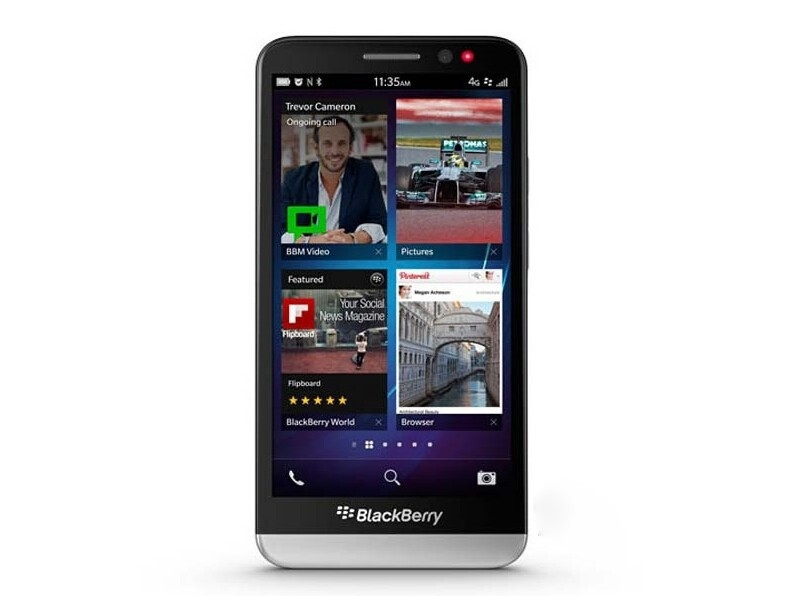 BlackBerry Original Z30 Phone Unlocked 8.0MP Camera 5.0inch Dual-Core 16GB black 3