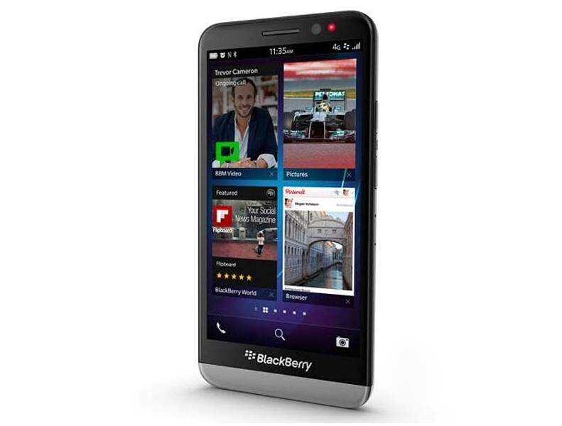 BlackBerry Original Z30 Phone Unlocked 8.0MP Camera 5.0inch Dual-Core 16GB black 2