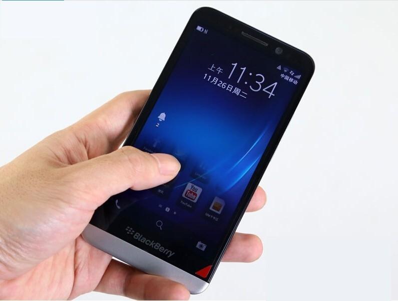 BlackBerry Original Z30 Phone Unlocked 8.0MP Camera 5.0inch Dual-Core 16GB black 6