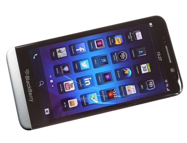 BlackBerry Original Z30 Phone Unlocked 8.0MP Camera 5.0inch Dual-Core 16GB black 7