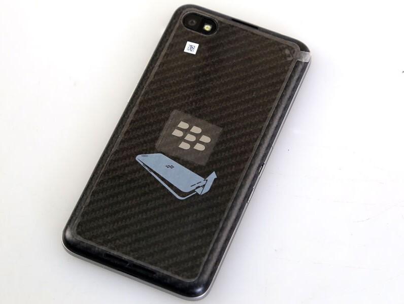 BlackBerry Original Z30 Phone Unlocked 8.0MP Camera 5.0inch Dual-Core 16GB black 10