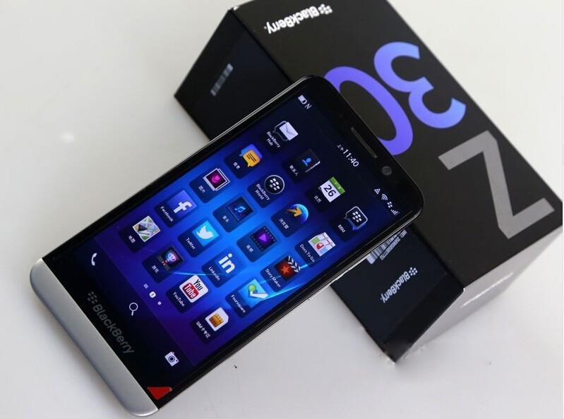 BlackBerry Original Z30 Phone Unlocked 8.0MP Camera 5.0inch Dual-Core 16GB black 11