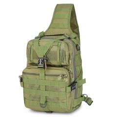Outdoor Tactical Backpack Shoulder Bag Rucksack for Camping Hiking Trekking 4 Colors