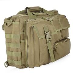 Outlife Outdoor Military Computer Shoulder Messenger Bag Handbag Briefcase for 14 inch Laptop Camera