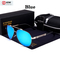 New Men Sunglasses Fashion Polarized Sunglasses Driving Sunglasses Outdoor Eyewear blue one size