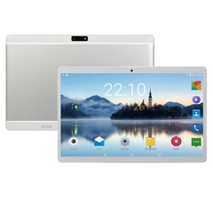 A30 Tablets  6G+64G+128GB Memory card Ultra-thin 10.1 Inch Octa Core  Android 8.0 Dual SIM Dual white