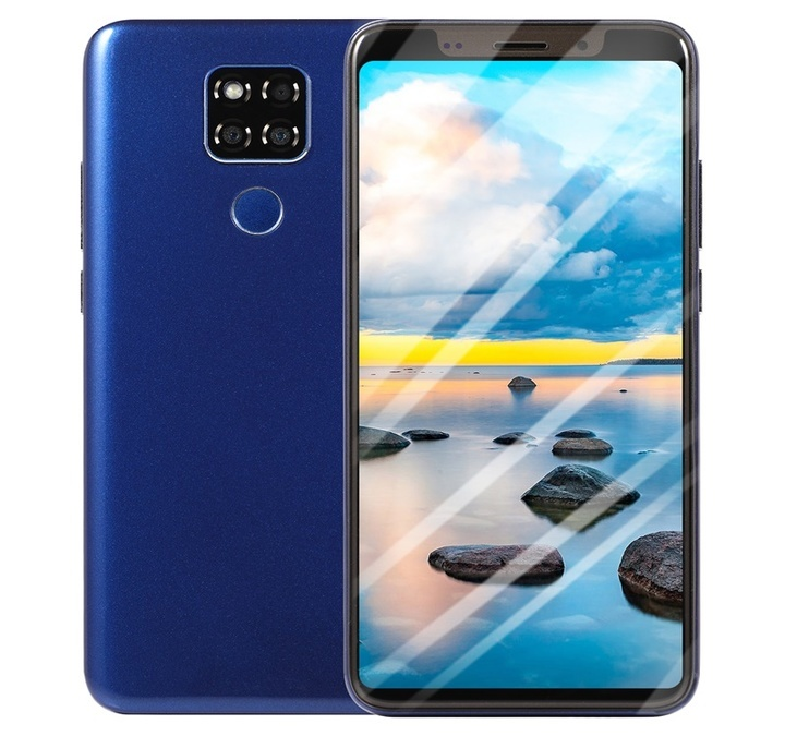 2019 M20 pro 4g+32g+128G Memory mobile phone Pro 5.0inch card 8 core processor 4G GPS dual SIM blue 5.0