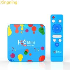 2019 H96 mini 4GB+128GB 6K TV BOX smart TV BOX web player android 9.0
