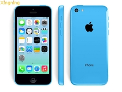 refurbished iphone 5c 16GB +1GB+128GB Memory iphone5c 8MP 16g unlocked iphone5c smartphone blue