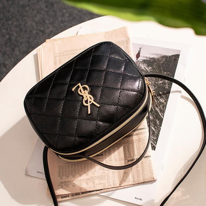 DORA new promotions in 2019 low-price crazy purchase women bags handbags party bag black 20.0 cm * 5.0 cm * 16 cm