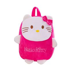 DORA 3D cute Cartoon Design backpack 1-7Y baby bags girls boys cute zoo school bags kindergarten bag Katie 30*22