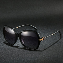 2019 Sell Well Ladies Fashion Sunglasses Driving Sunglasses Fashion Accessories 2047 black-gray gradient one size