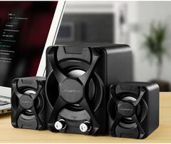 BONK K2 SHome Theater Sound System Multimedia Speaker Subwoofer black 5w K2