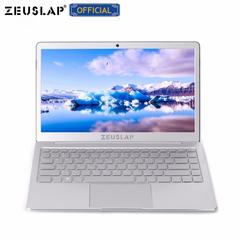 13.3inch 8GB Ram+256GB SSD Apollo Lake Quad Core CPU 1920*1080P Full HD Ultrathin Laptop Notebook silver 8gb ram + 256gb ssd