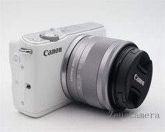 Refurbished Canon EOS M10 DSLR Camera with 18-55mm Lens Household Package 99% New