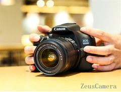 Refurbished Canon 1500D DSLR Camera with 18-55mm WIFI Lens Household Package 99% New