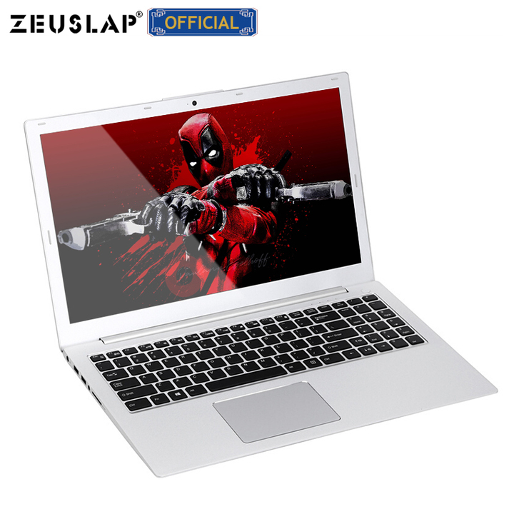 15.6inch 8GB RAM+256GB SSD Intel Core i7-6500U GT940M Graphic Card Win10 System Gaming Notebook silver 8gb ram+256gb ssd intel core i7-6500u