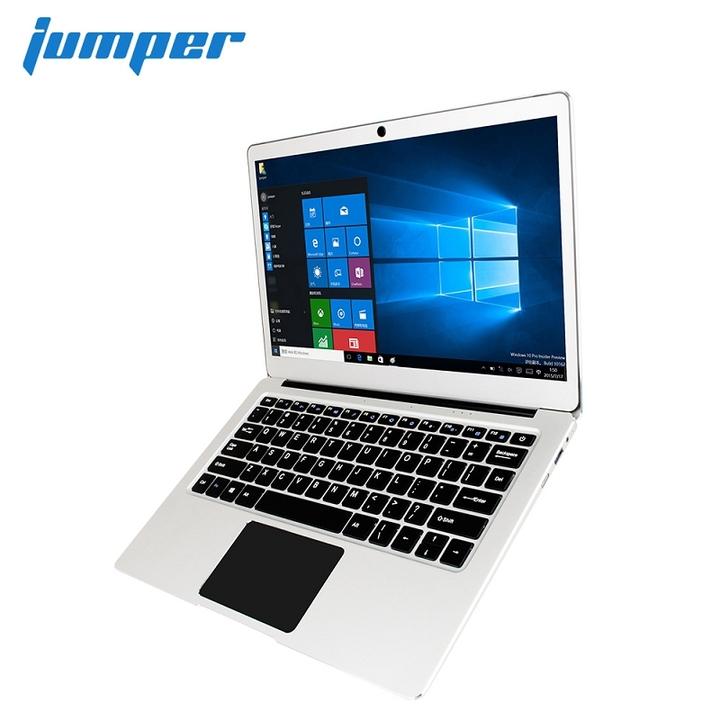 "Jumper EZbook 3 Pro laptop 13.3"" IPS Screen with M.2 SATA SSD Slot Apollo Lake N3450 6GB 64GB silver N3450 6GB 64GB"