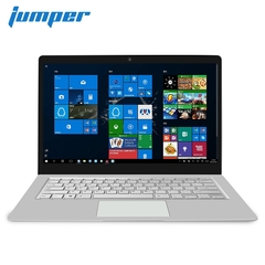 14 inch screen notebook Jumper EZbook S4 laptop N4100 4GB RAM 64GB/128GB silver 64g