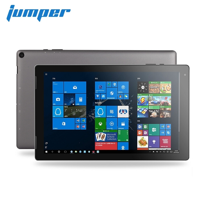 "Jumper EZpad 7 2 in 1 tablet 10.1"" FHD IPS Screen tablets Intel Cherry Trail X5-Z8350 4GB DDR3 64GB 64g. tablet only"