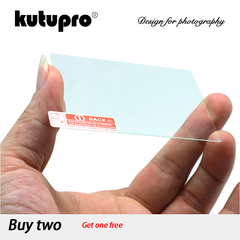 KUTUPRO 9H Tempered Glass LCD Screen Protector for Nikon D3400 D3300 D3200 D3100 Digital Camera . .