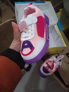 Sneaker Yezzy pink 27