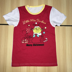 Kid's Printed T-shirt 3 pcs Lucky Bag random Age: 6~8 100% cotton