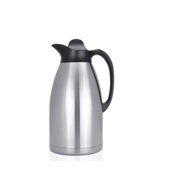 Stainless Steel Thermos Flask silver 3 ltrs