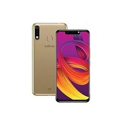 Infinix Hot 7 (X624B), 32GB + 2GB (Dual SIM), 4000 mAh Gold