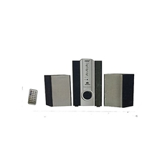 AMPEX SUBWOOFER MULTIMEDIA SPEAKER SYSTEM BLUETOOTH/USB/SD/FM DIGITAL RADIO black 7000w AX575 DC