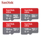 SanDisk memory card A1 128GB 100mb/s micro SD Card  64gb Ultra SDHC 32gb 16gb UHS-I memory TF CARD 16GB One Size as you can see as you can see