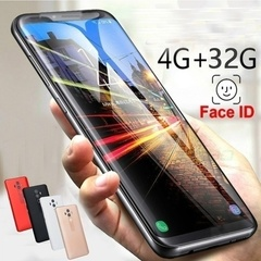 2019 hot mobile phone 4GB RAM + 32GB ROM 5.72 inch large screen mobile phone dual card red 5.1' black 5.72'