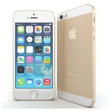 Refurbished Apple iPhone 5S 16GB GSM Unlocked 4G LTE Smartphone gold