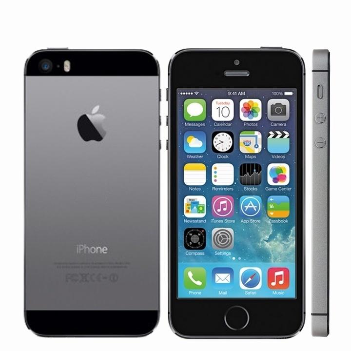 (Refurbished) Apple iPhone 5s 4G 16GB Smartphone 4.7 black